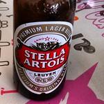 Stella Artois (5.0% de alcohol) [Nº 9]