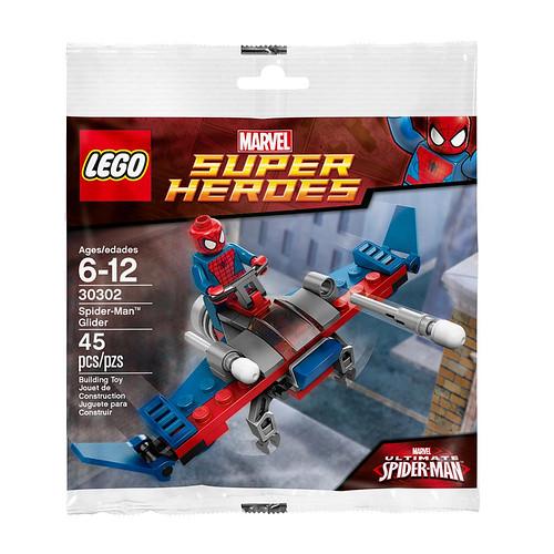 LEGO Marvel 30302