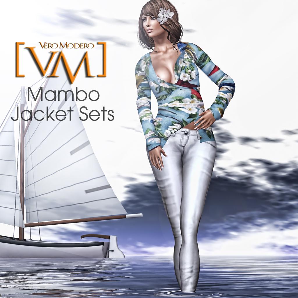 [VM] VERO MODERO  Mambo Jacket Sets 1