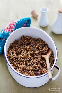 Mujaddara - Lebanese Lentils Bulgur Pilaf (097)