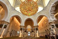 Abu Dhabi 大清真寺