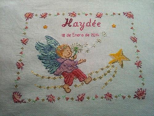 Natalicio de Haydeé