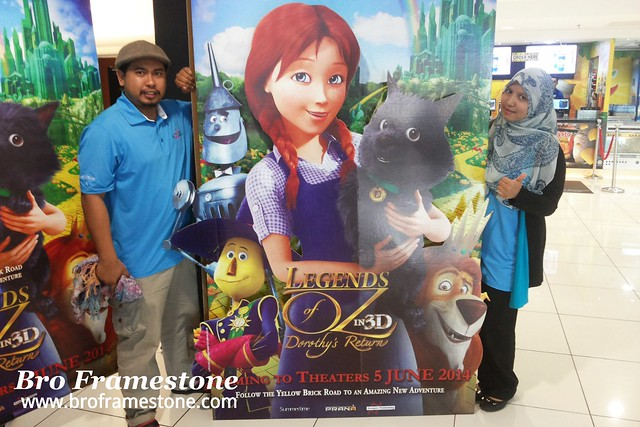 Legend of Oz : Dorothy's Return