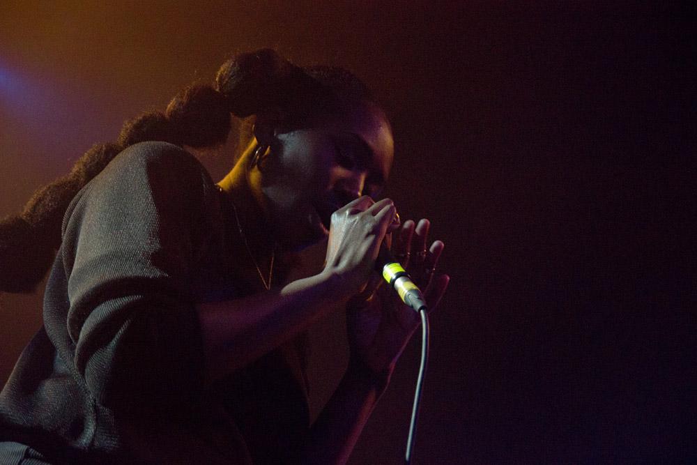 Moko @ Electric Brixton, London 14/05/14