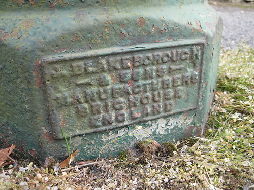 Cropton Water Hydrant