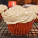 Lemon Ricotta Cupcakes with Lemon Cream Cheese Frosting by hollysuewho