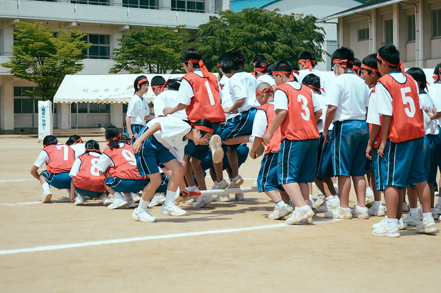 red team sports festival