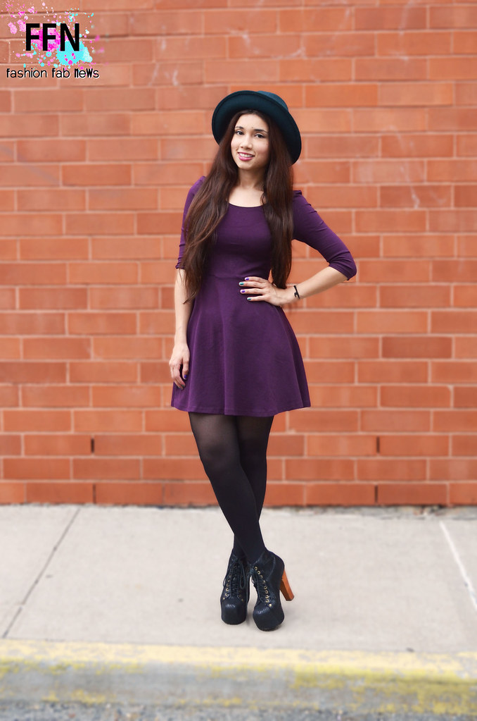 Express dress forever 21 hat jeffreey campbell boots spring summer