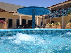 swimming(0.0), leisure(0.0), water park(0.0), amusement park(0.0), resort town(1.0), swimming pool(1.0), leisure centre(1.0), property(1.0), estate(1.0), vacation(1.0), resort(1.0),