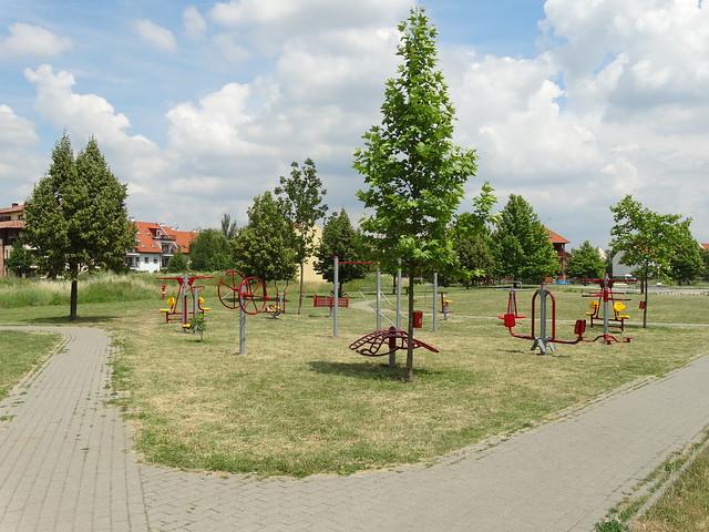 Fitnesz park 1.