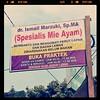 : #Viral :spaghetti: #Kuliner :curry: #Nusantara :ramen: