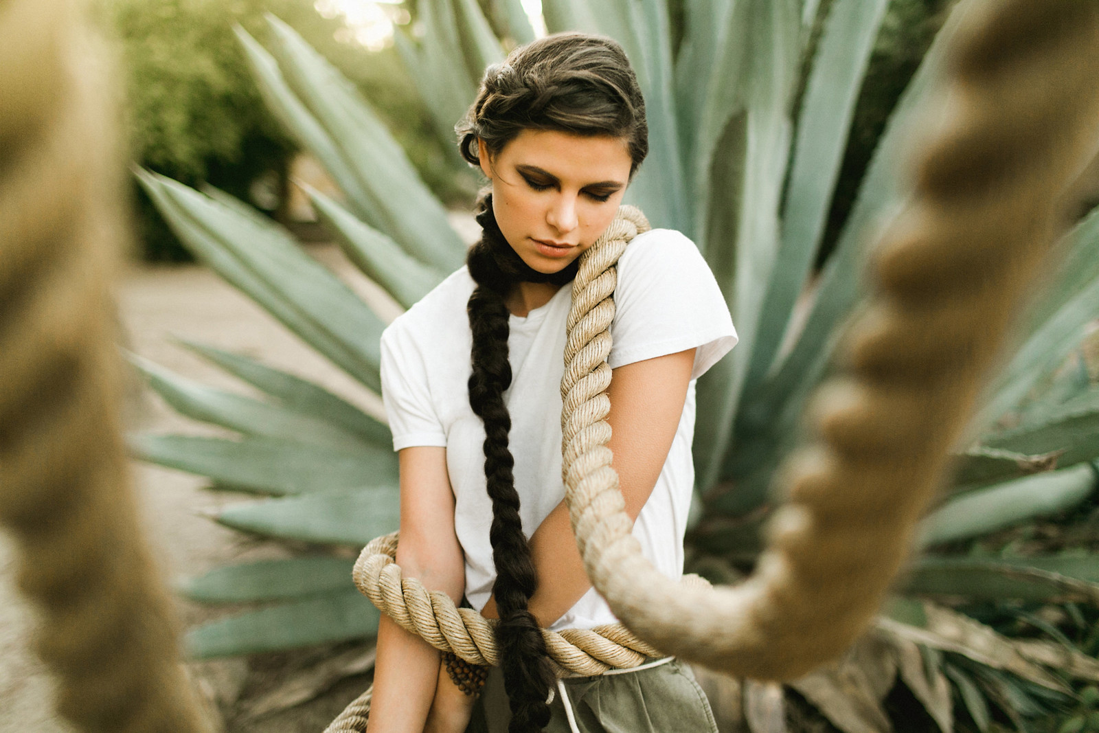 Natural Light Editorial // Los Angeles // Ben Sasso