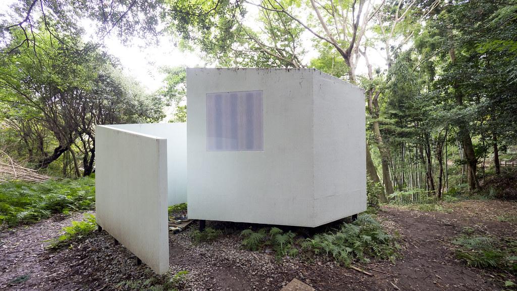  [101]竹の茶室