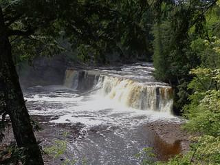 18 Manabezho Falls