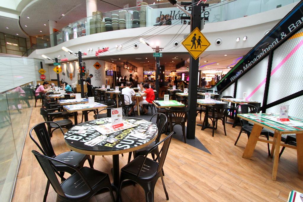 Bangkok Jam Interior