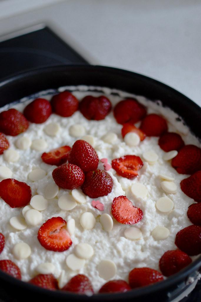 I made a cake, dammit.