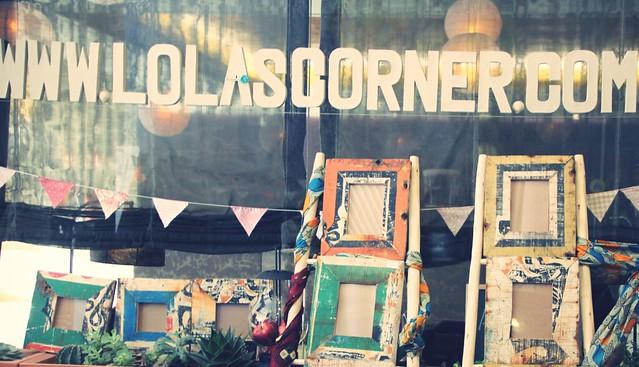 Curiosidades: Lola's Corner