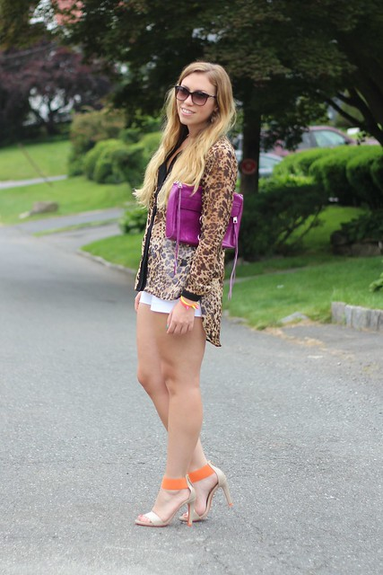 Living After Midnite: How to Wear Animal Print