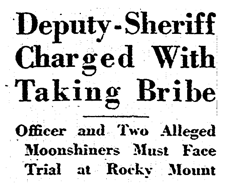 February 4, 1931, Bondurant Brothers, Richmond Times-Dispach