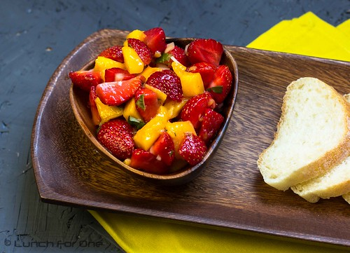 Erdbeer Mango Salsa-1