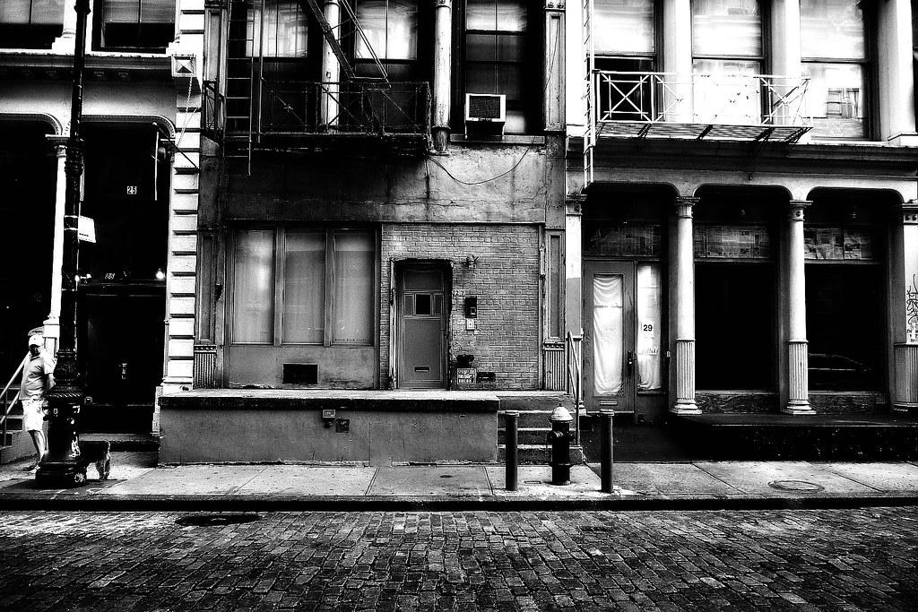 NYC - Magazine cover