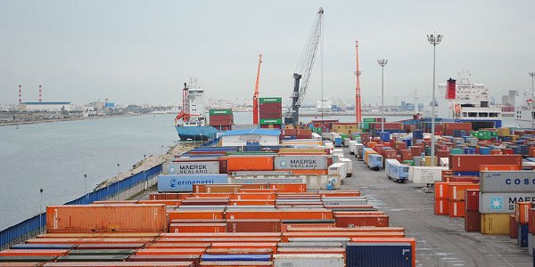 Growth in Exports Slows, Trade Gap Remains Large