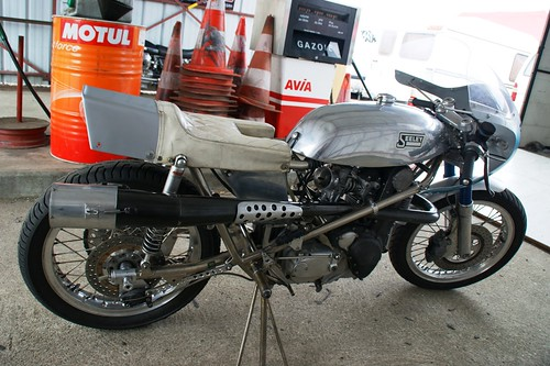 Seeley-Matchless G50
