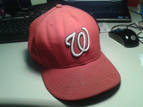 15a72880f49 Why the Nats should always wear their solid red caps – William F ...