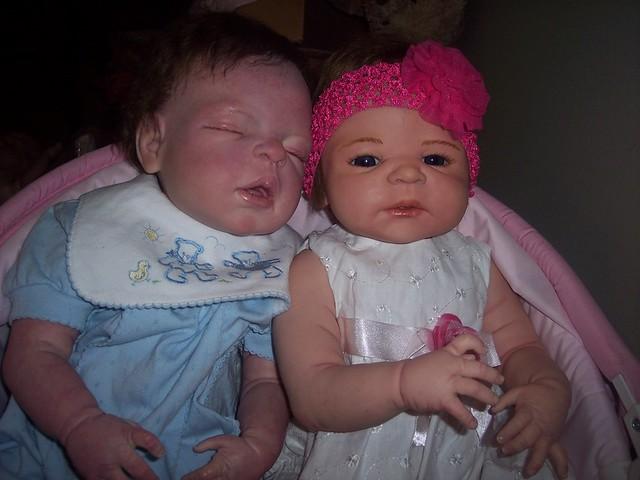 Reborn Silicone Full Body Anatomically Correct Twins Ebay