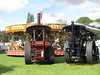 "Foster Showmans loco ""Success"" and Fowler showmans loco ""Renown"" by Unimog1300L"