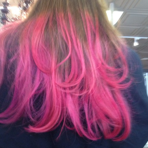 Mama's hair