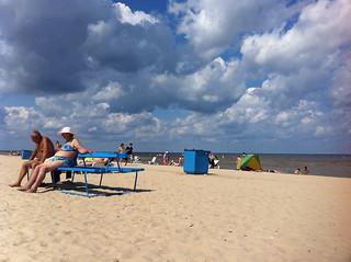 صورة Majoru pludmale قرب Jūrmala. latvia riga jurmala july2012