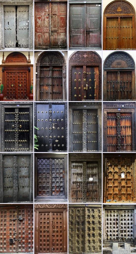 Zanzibar's door