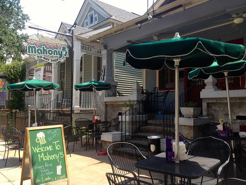 Mahony's Po-Boy Shop. Photo by Danielle Dietze.
