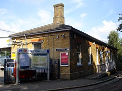 Picture of Westcombe Park Station