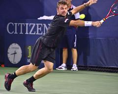 2013 US Open (Tennis) - Stanislas Wawrinka