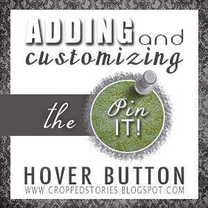 how to add a hover pin it button
