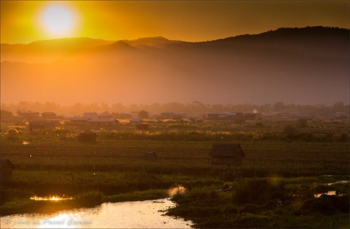 myanmar paysage lieux régiondebago