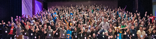"""Photo de famille JSConf.EU 2013"""