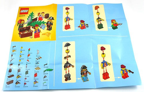 LEGO 850839 Classic Pirate Set 05