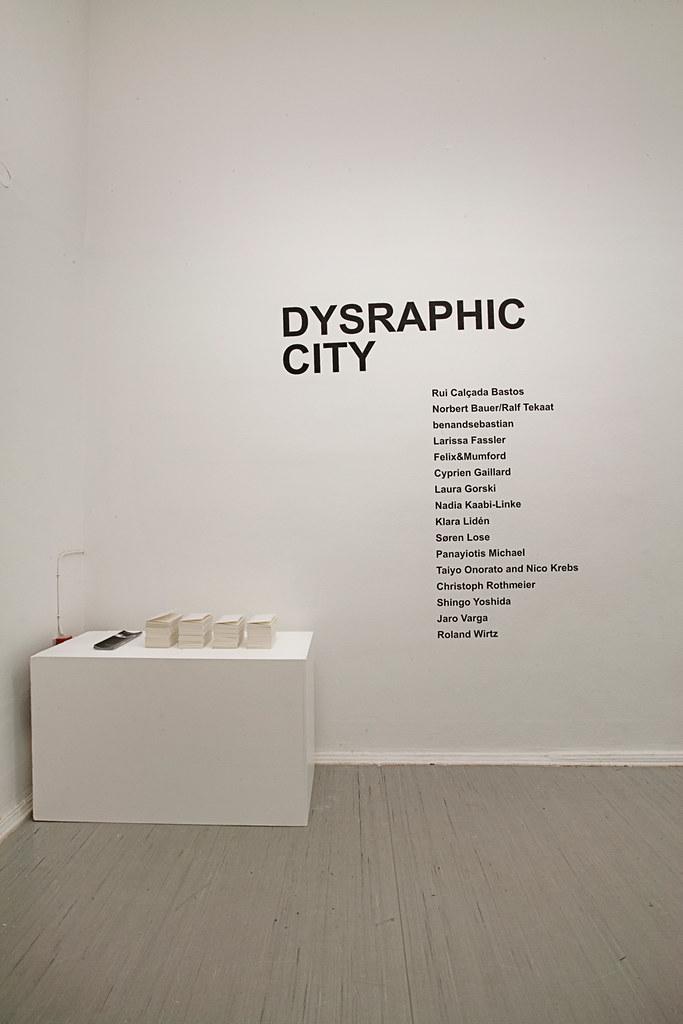 Dysraphic City