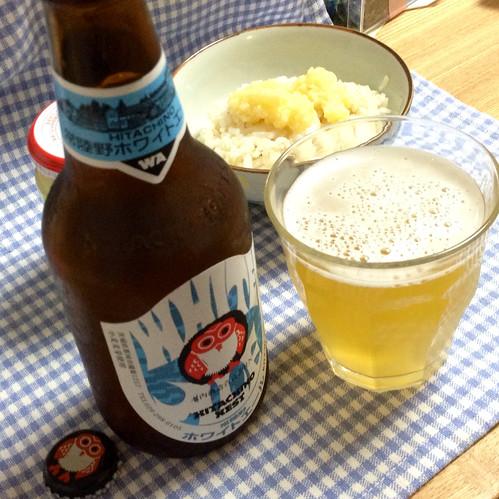 常陸野ネストビール!