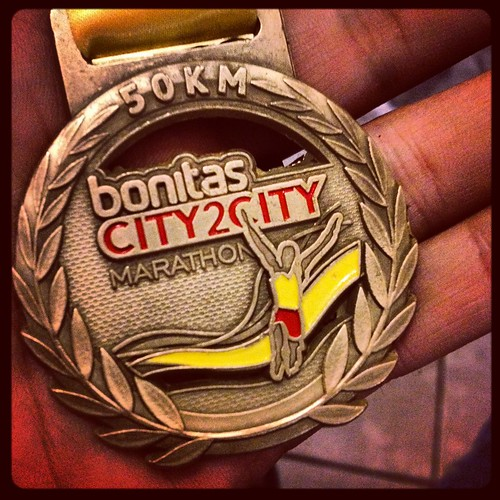 Bonitas City to City 50km