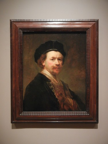 DSCN7595 _ Self-Portrait, c. 1636-38, Rembrandt van Rijn (1606-1669), Norton Simon Museum, July 2013