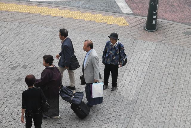 Tokyo Day 2, Shibuya to Rappongi