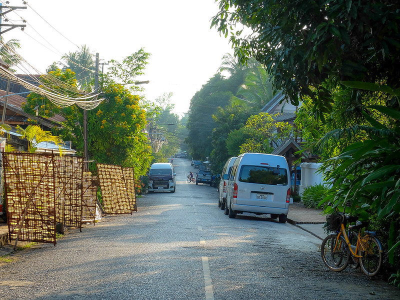 Luang Prabang: streetview