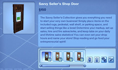 Savvy Seller's Shop Door