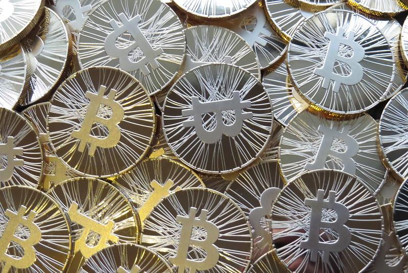 Bitcoin, bitcoin coin, physical bitcoin, bitcoin photo