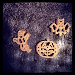 Halloweeny macaroni