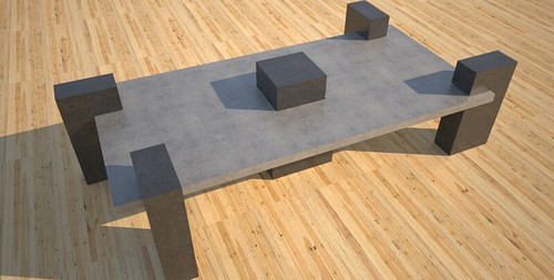 Modern cement tables, concept design and production by 108.167.189.34